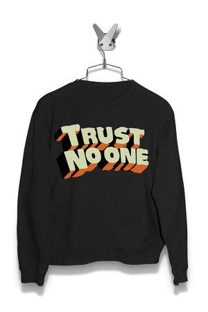 Bluza Trust No one Damska