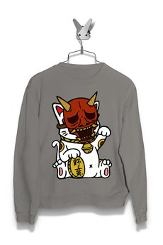 FailFake - Bluza Kot w masce Kabuki Damska