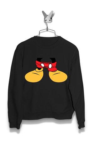 Bluza Gacie Myszki Mickey Damska
