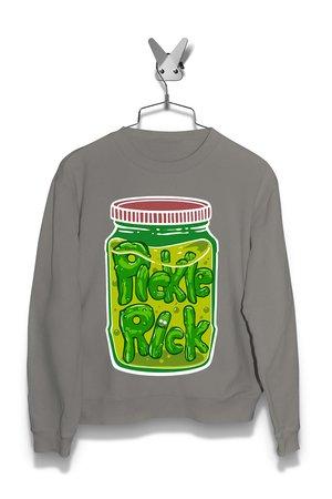 Bluza Pickle Rick Męska
