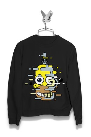 Bluza Bender Simpsons Męska