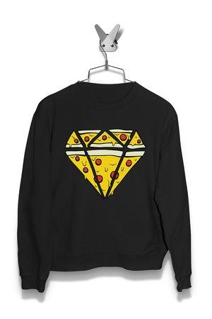 Bluza Pizza Diamend Damska