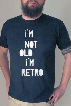 ONE MUG A DAY - I'm not old męska nova czarna