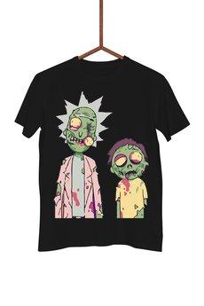 FailFake - Koszulka Rick i Morty Zombie Męska