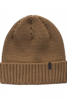 The Hive - ABEL BEANIE MINI LOGO IN MUSTARD
