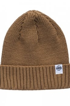 The Hive - ABEL BEANIE IN MUSTARD