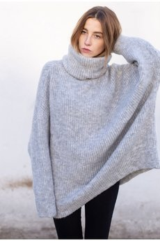 The Hive - SWETER ROLL NECK JUMPER