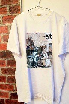 "Life is ART - T-shirt : "" Infantka """