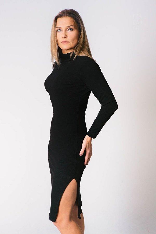9d8915dc89 Sukienka Sexi Czarna - Czarny