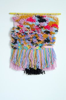 Mj tkaniny - mała, kolorowa tkanina