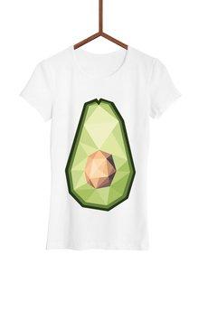 FailFake - Koszulka Geometryczne awokado Damska
