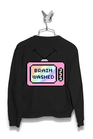 Bluza Brain Washed Damska