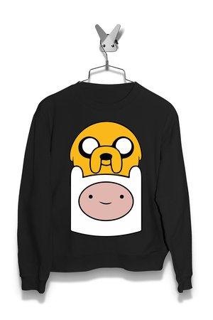 Bluza Adventure Time Damska