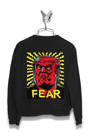 Bluza Tramp Fear Damska