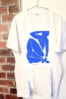 """Life is ART - T-shirt : """"  Matisse 2 """""""