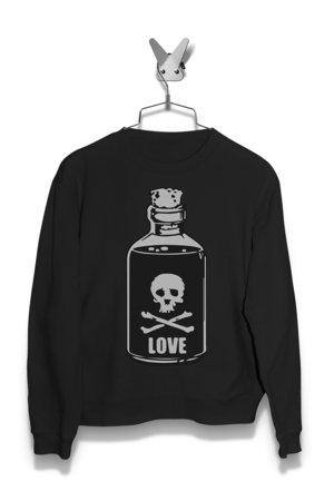Bluza Trujące Love Męska