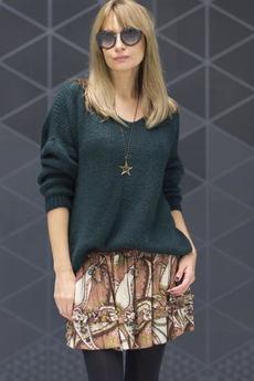 Candy Floss - Spódniczka boho mini skirt