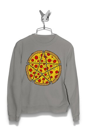 Bluza Pizza Demon Męska