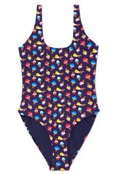 HAPPY SOCKS - Kostium kąpielowy damski Happy Socks ICC118-6300