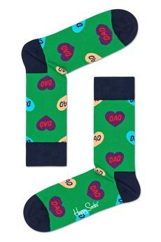 HAPPY SOCKS - Giftbox I LOVE YOU DAD (3-pak) skarpetki Happy Socks XFAT08-7300