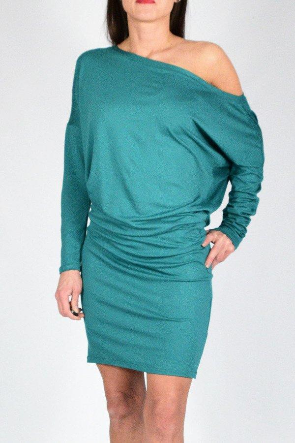 38362d8e30 ... KATIA - XS - 4XL   dzianinowa sukienka - morska zieleń. Kolko strzalka  up 9e124c6bee8a2d2d56d0c1557161574d31949a7844dc6ff1554ef13c584bd03f.  Sukienki z ...