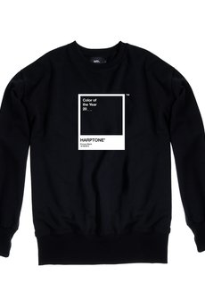 HARP TEAM - Bluza Crewneck Over-Arm Color of the Year