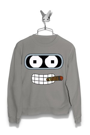 Bluza Robot Bender Damska