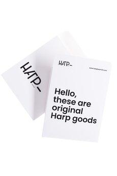 HARP TEAM - Czapka Beanie Navy
