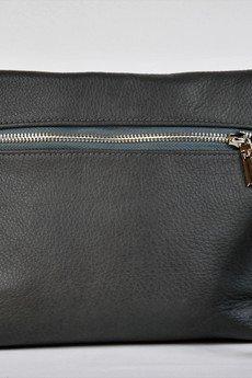 pracownia6-9 - Skórzana torebka listonoszka Donaldówka