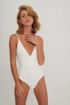 Undress Code - Be Free Białe Body