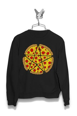 Bluza Pizza Demon Damska