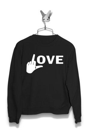 Bluza Fuck Love Męska