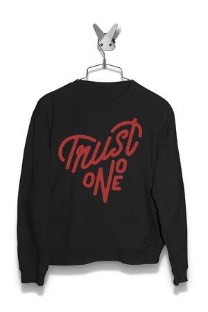 Bluza Trust no one v1 Damska