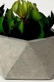 Betoniczki - DONICZKA OSŁONKA ICO II M kolor szary