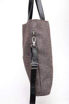 Karolina Audycka - Duża prostokątna torba na ramię