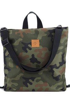 Militu - Plecak/torba Mili Urban Jungle L - moro