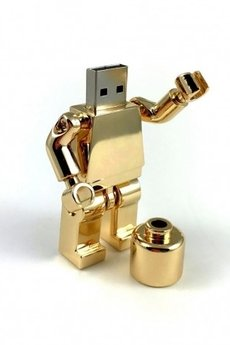 Drobiny Czasu - Pendrive A'LA LEGO-3CPO - USB 32 GB