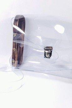 PRODUCREW - Transparentna torebka naramienna