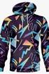 80 s mood hoodie