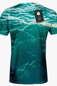 Mars from Venus - Ocean Depth men's t-shirt