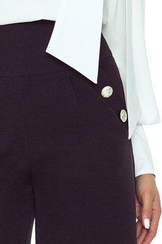 Bird - Szerokie spodnie z wysoką talią