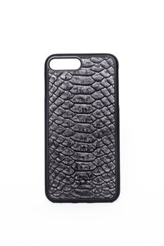 "Pytoncase - iPhone 7/8 Plus case ""Black Python"""