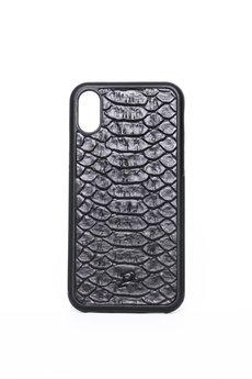 "Pytoncase - iPhone XS Max case ""Black Python"""