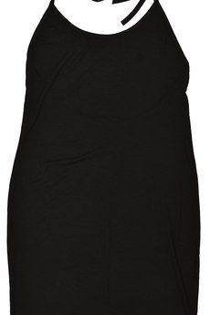 DON'T NEED NO SAMURAI - SUKIENKA BASIC DRESS BLACK