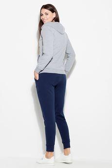 KATRUS - Spodnie K095 Granat