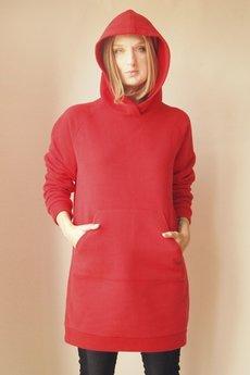 ONE MUG A DAY - Czerwony kapturek Kangurka Oversize