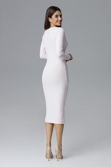FIGL - Sukienka M637 Róż