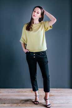 Ququ   Design - Spodnie capri