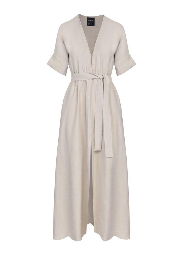 8ed2404f32 Sukienki z Kieszeniami Sukienki Dopasowane Sukienki z Dekoltem Sukienki  Maxi Sukienki z Wiskozy Sukienki z Rozporkiem Sukienki Zwiewne