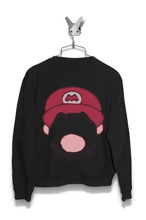 Bluza Mario Minimalistyczny Męska